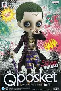 Qposket Sucide Squad -Joker