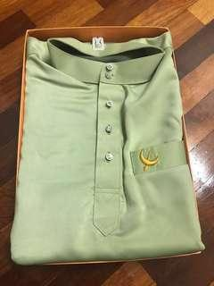 Baju Melayu  Elrah