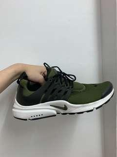 Nike Air Presto Army Green