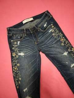 Abercrombie & Fitch Skinny Jeans