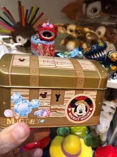 迪士尼糖果空盒絕版