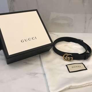 [Women] Gucci Belt 2cm Width 85cm Length
