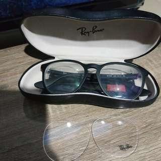 Frame Kacamat Ray-Ban RX 7046f