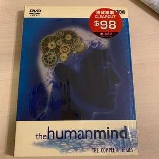Dvd BBC 紀錄片 Human Mind 港版繁中字幕