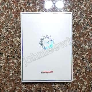 🚚 [SEALED INSTOCKS] MAMAMOO White Wind SEALED Album