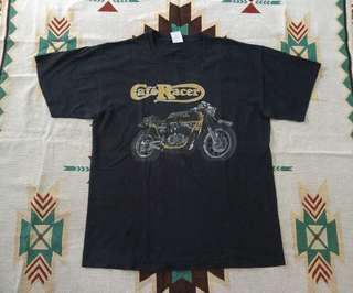 Cafe Racer Motorcycle Shirt
