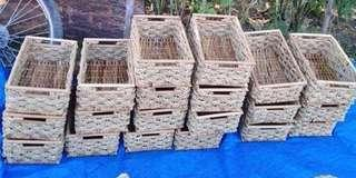 Baskets for a cause: Made-to-order native baskets