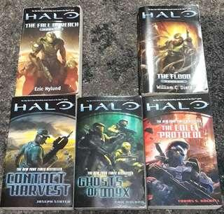 HALO Books
