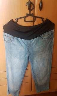🚚 Gingersnap Maternity pants size 2