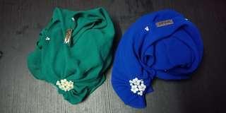 Soulmate Naelofar hijab instant shawl #STB50