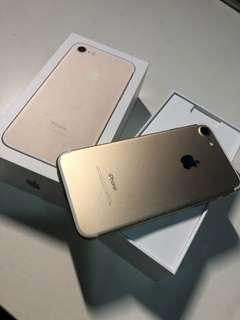 iPhone 7 金 女用機 9.999新!
