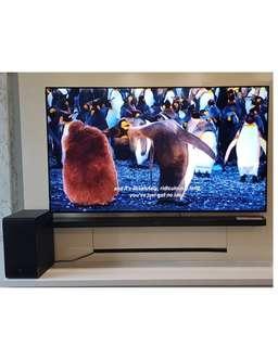 "🚚 LG 55"" Super UHD 4K TV with freebies"