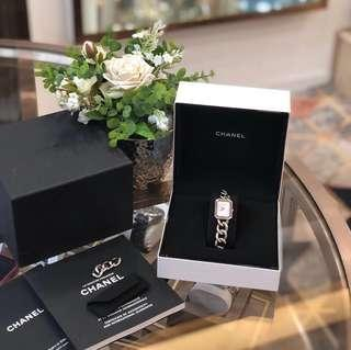 Authentic Pre-loved Chanel Première Chaîne Watch