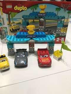 Duplo CARS- only played once