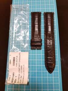 Brand New Jaeger-Lecoultre Alligator Leather Strap
