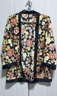Floral Kimono Cardigan