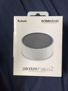 Bluetooth Speaker - SonicEar Pandora Halo 2