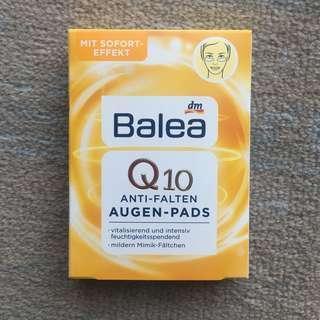 德國dm Balea Q10 抗皺眼膜(一包6 對)