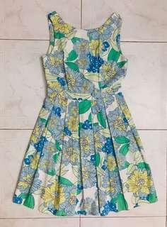 DP Floral Dress