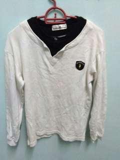 T-Shirt Polo Long Sleeve