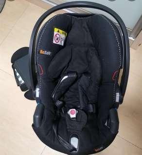 🚚 Besafe Baby Car Seat