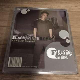 陳奕迅 Eason 黑白灰 Black White & Grey 2003年 國語 CD Music @ EEG 英皇