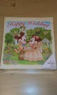 Disney Photo Album 廸士尼4R相簿