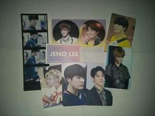 wts clearing jeno fansite goods