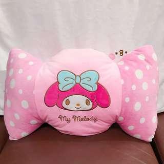 🚚 三麗鷗 美樂蒂 糖果枕 抱枕 枕頭🎀