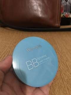 Bedak Wardah BB Cake powder