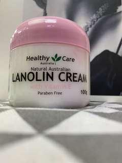 🚚 澳洲 現貨Healthy Care 天然維他命E保濕綿羊霜 Lanolin Cream (100g)#便宜隨便賣