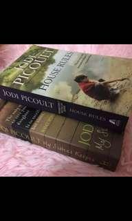 Jodi picoult my sister's keeper and house rules