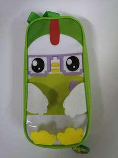 2 units Didi and friends pencil case