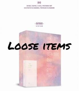 [Loose items] BTS WORLD TOUR 'LOVE YOURSELF' IN SEOUL DVD