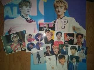 wts clearing nct mark fansite goods