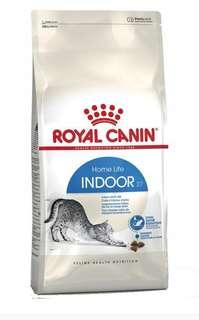 🚚 Royal canin indoor 27 4kg