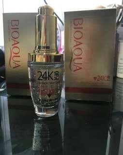 Bio Aqua 24K Gold Skin Care
