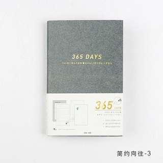 🚚 365 days planner
