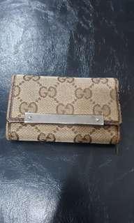 Pre loved key pouch