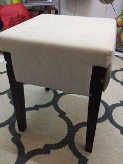 IKEA NILS STOOL/dressing table chair