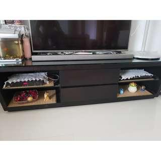 MOVING OUT SALE - TV CONSOLE (LORENZO)