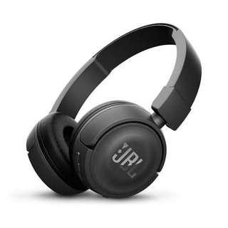 JBL on-ear Wireless Headphones