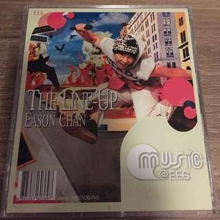 陳奕迅 Eason The Line Up 2002年 廣東 2CD Music @ EEG 英皇