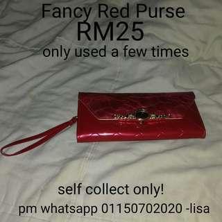 Fancy purse