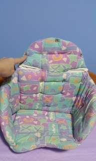 Padded cushion for Stroller/Pram