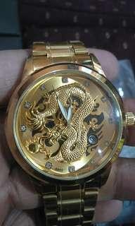 BOSCK Dragon Watch none turnish