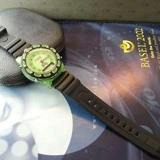 INWATCH 連計算機 趣味手錶