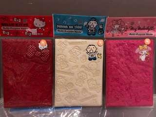 Sanrio passport cover