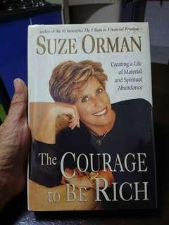 *Free Mailing*The Courage to be Rich // Suze Orman