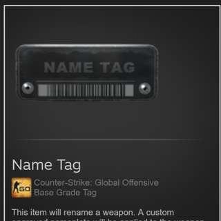 NAME TAG CSGO NAME TAGS SKIN KNIFE GLOVE GLOVES KEY KEYS SKINS